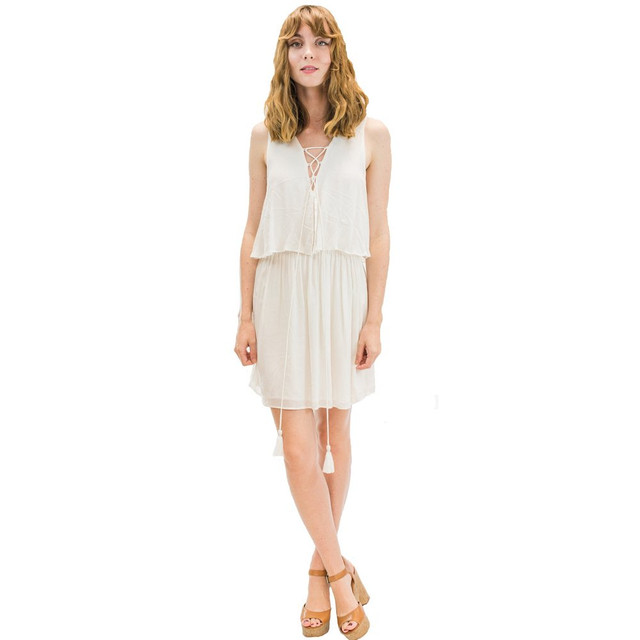 Angels by the sea/ Kuakini Short Dress