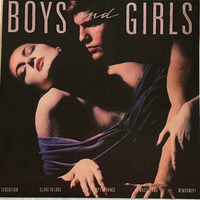 【LP・独盤】Bryan Ferry / Boys and Girls