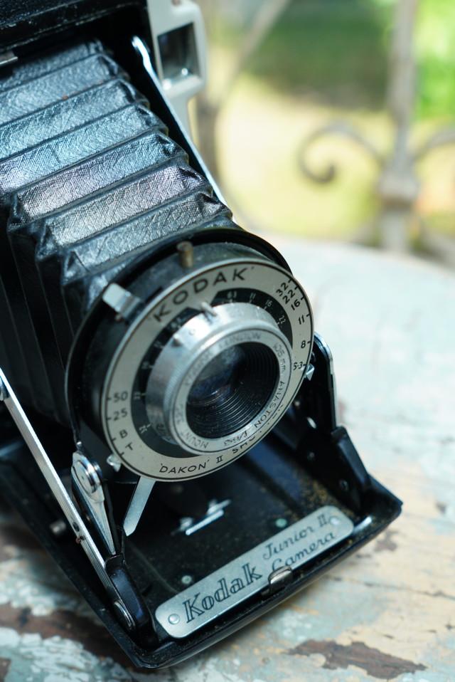アンティーク Kodak Camera