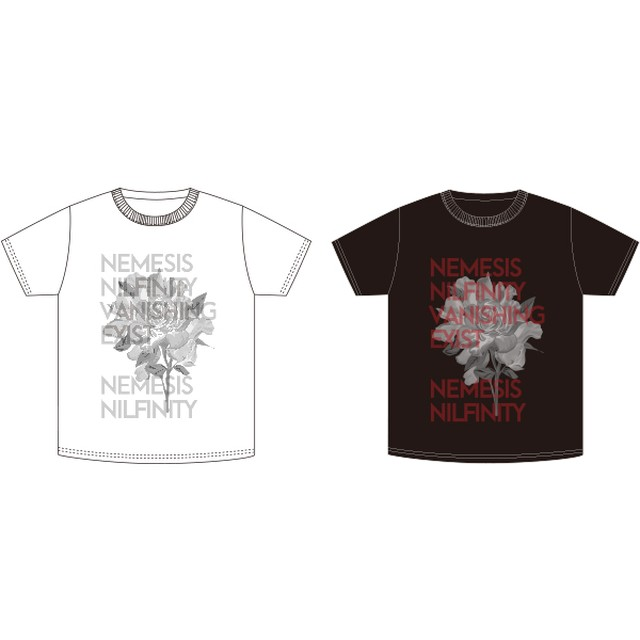 VE+ limited Tシャツ /  nilfinity
