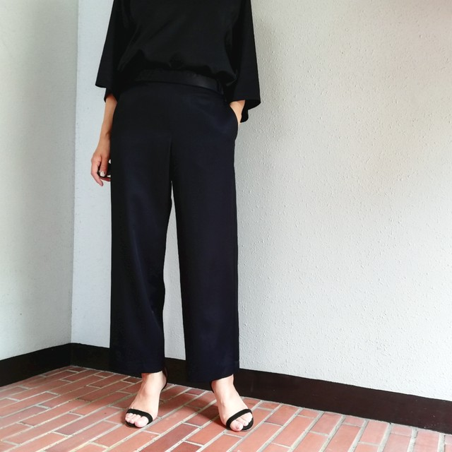 Odour(R/C Twill Straight Pants)