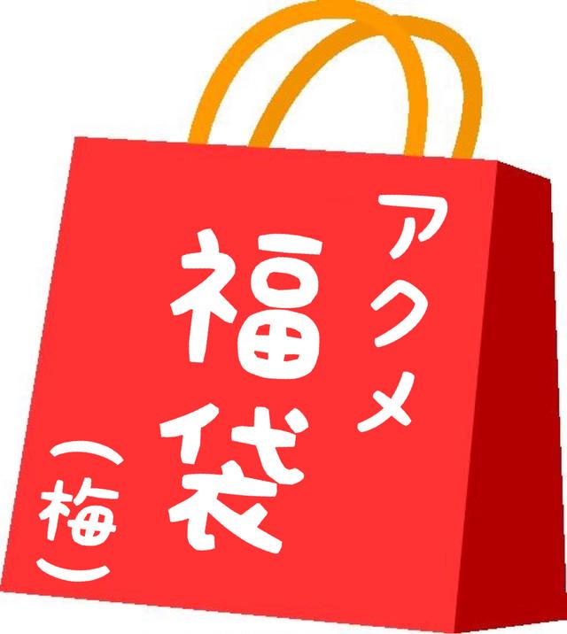 新春スペシャル福袋(梅)