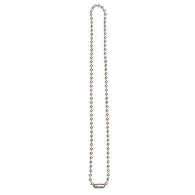 ball chain necklace -S- regular.
