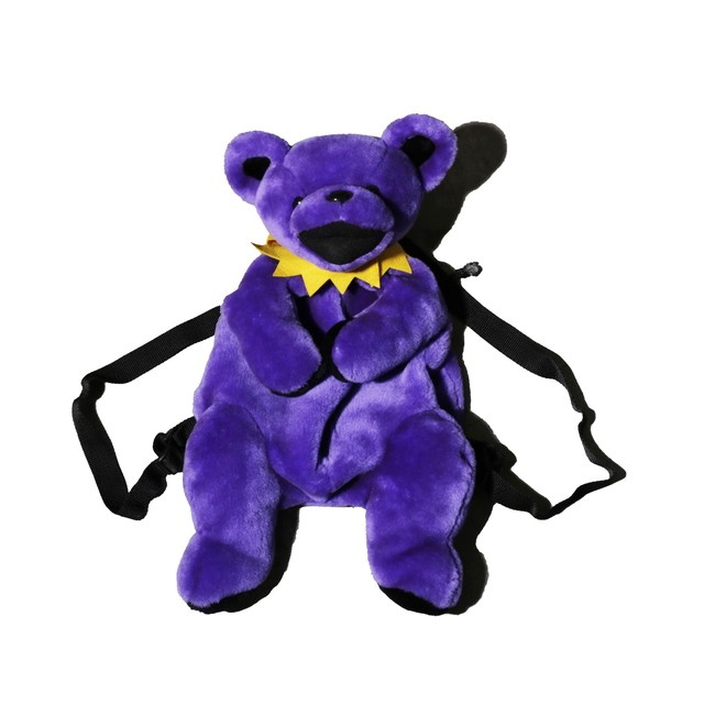 GreatfulDead DancingBearDollBag