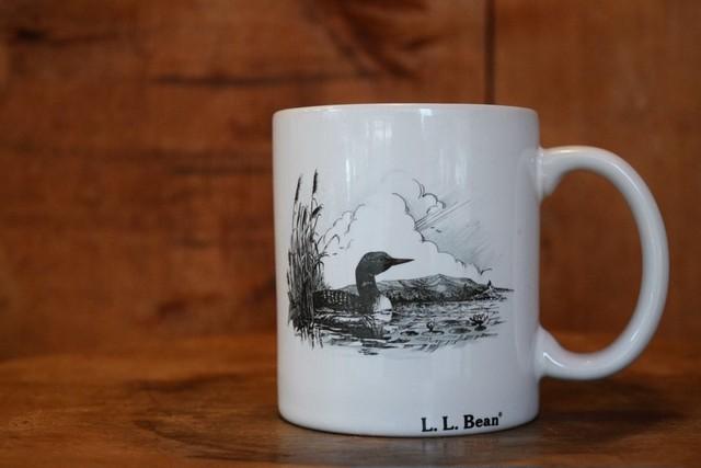 USED L.L.Bean Coffee Mug G0663