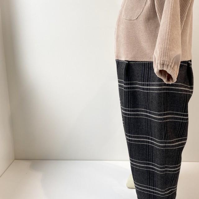 【ベビー服】ベロアカーディガン着てる風カバーオール / ホワイト /80サイズ