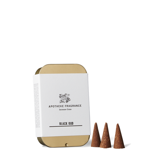 INCENSE CONE / Black Oud