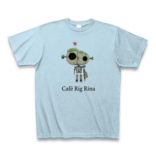 Tシャツ(ライトブルー)