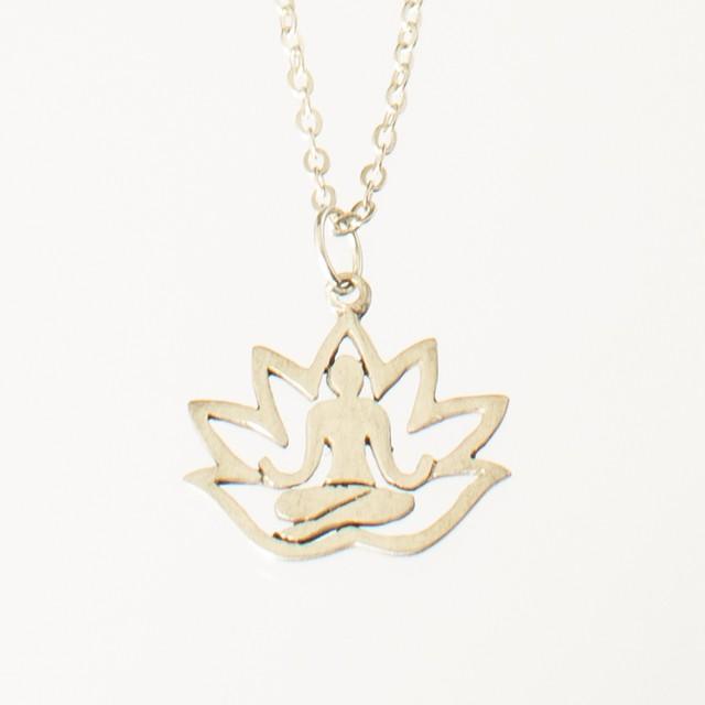 ネックレス ロータス10 Necklace Lotus10