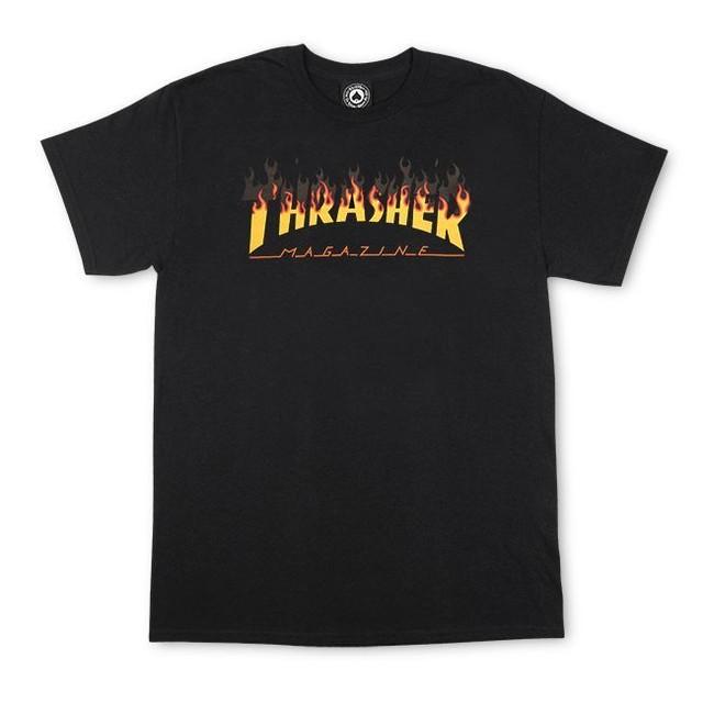THRASHER スラッシャー BBQ S/S T-SHIRTS