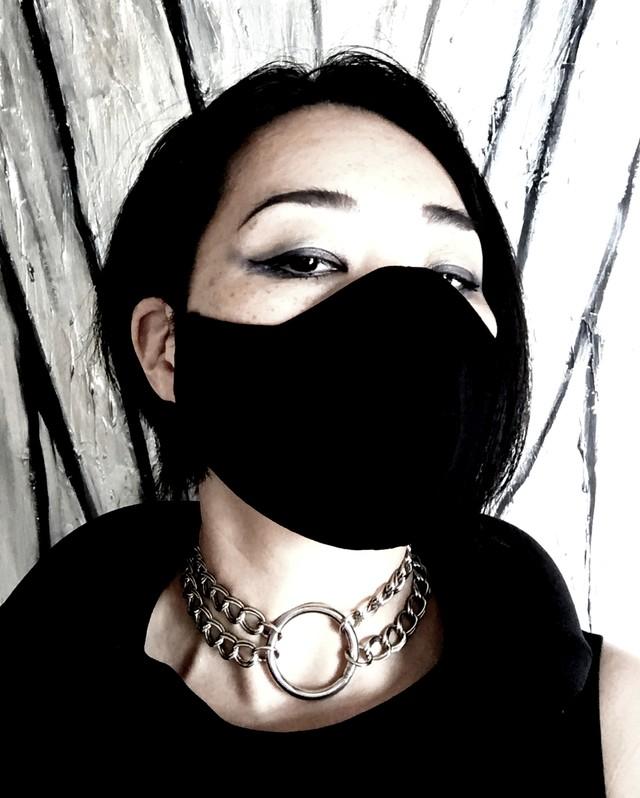 未来NINJAマスク★冷感・夏用マスク