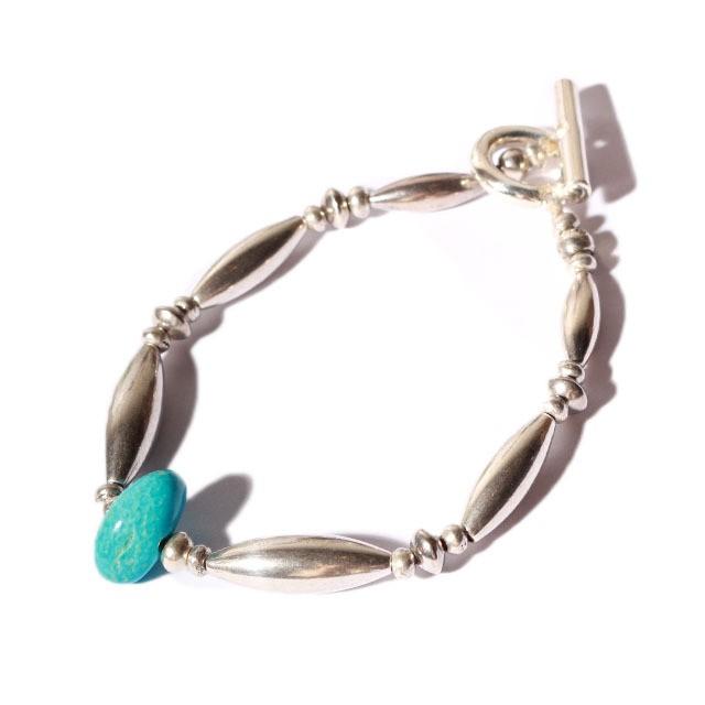 SunKu/サンク Kingman Turquoise Beads [JH-007]