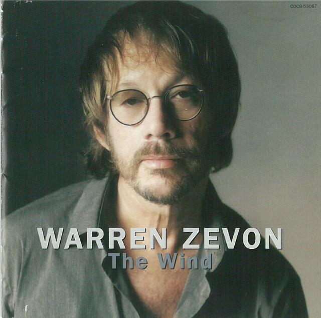 WARREN ZEVON /THE WIND (CD) 日本盤
