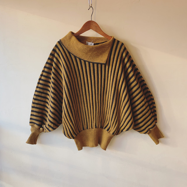 vintage dolman knit sweater