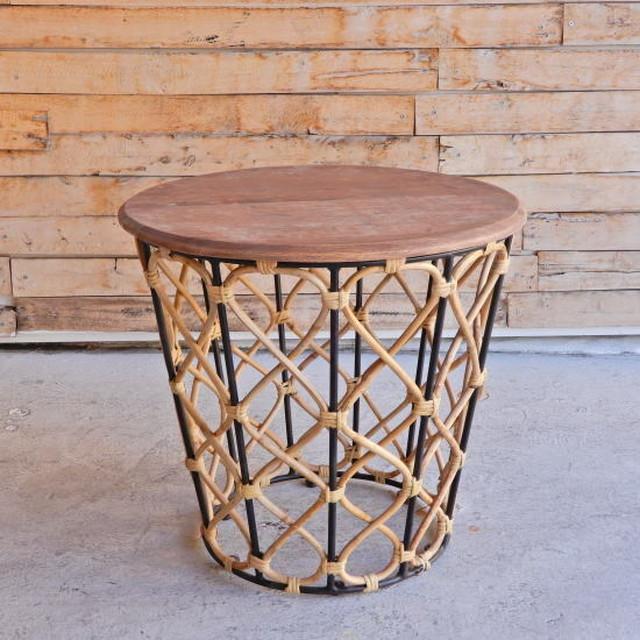 ルシア サイドテーブル Lサイズ