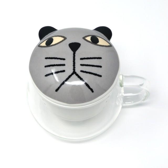 猫マグカップ(ティーマグネコ)