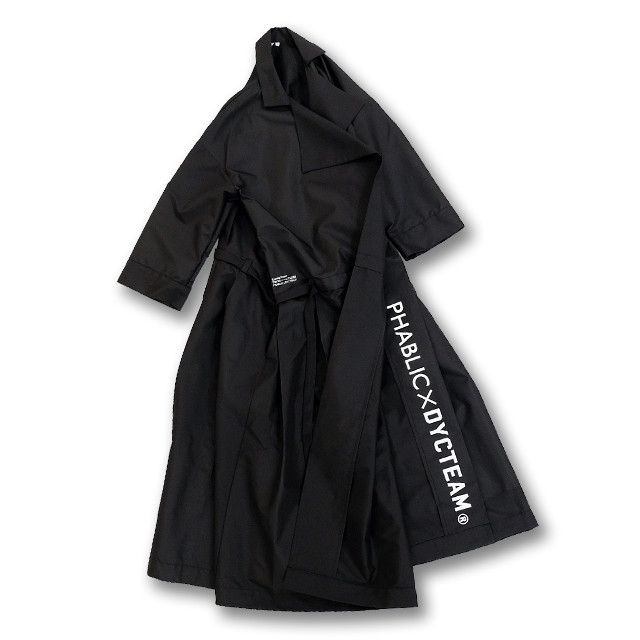 PHABLIC×DYCTEAM® Dress coat *3M Waterproof