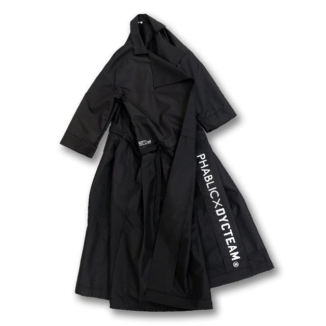 PHABLIC×DYCTEAM® Dress coat *3M Waterproof