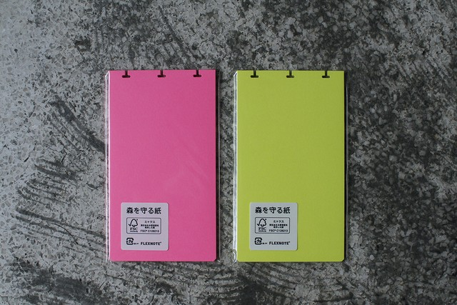 FLEXNOTE D3 COLOR CARD