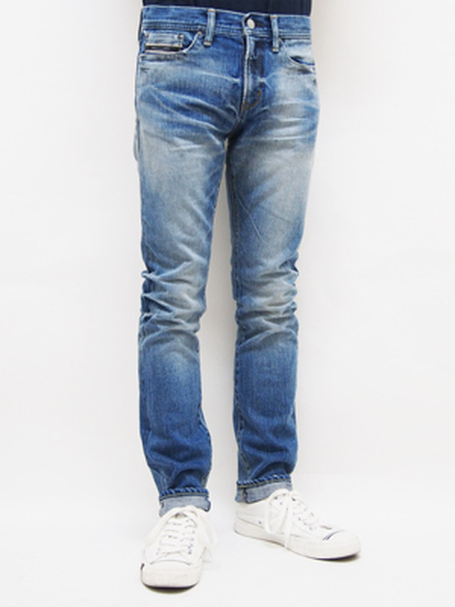 RESOUND CLOTHING (リサウンドクロージング) SKID DENIM / IND D   RC4-SK-001-4