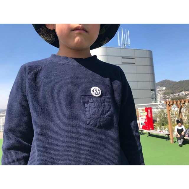 Simva Kids 514-0014サーマルW-Pocket Crew