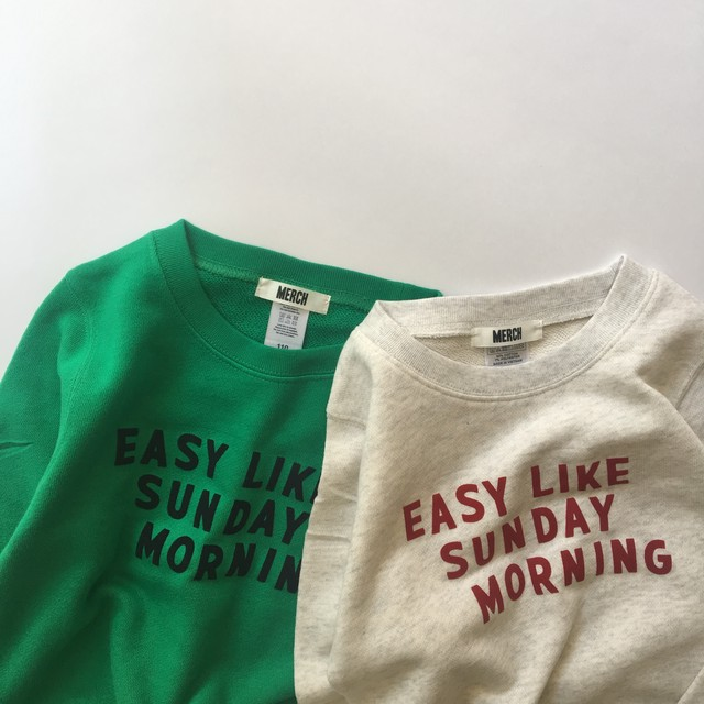 SUNDAY MORNING Sweatshirts Kids