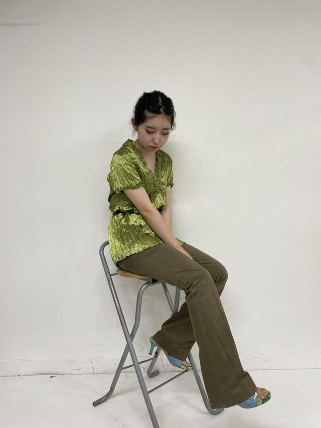 flare pants  / 7SSPT07-09