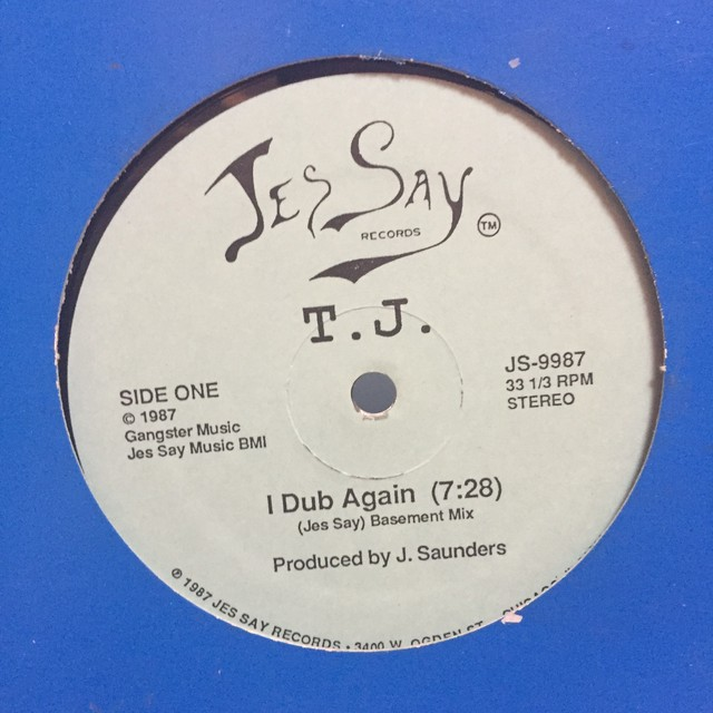 I Dub Again /  T.J.
