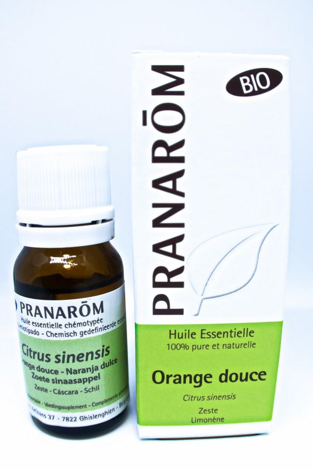 プラナロム オレンジ・スイート 10ml (PRANAROM Orange douce)