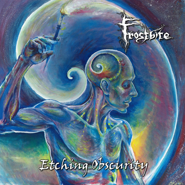 FROSTBITE『Etching Obscurity』CD