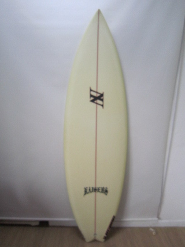 INSPIRE SURFBOARDS ダートモデルEPS新古