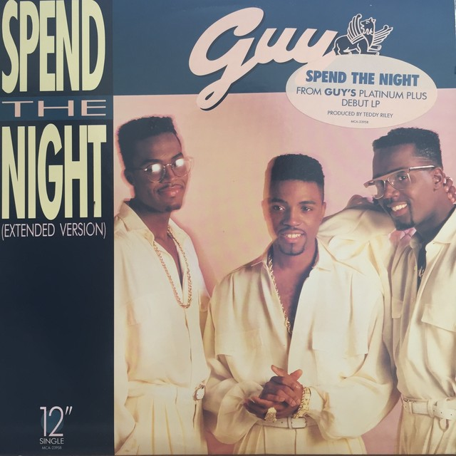 Guy – Spend The Night (Extended Version)