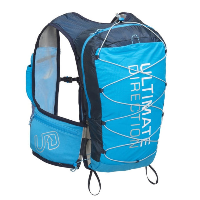 【Ultimate Direction】 Mountain Vest 4.0 (Signature Blue) (シグネチャーブルー)