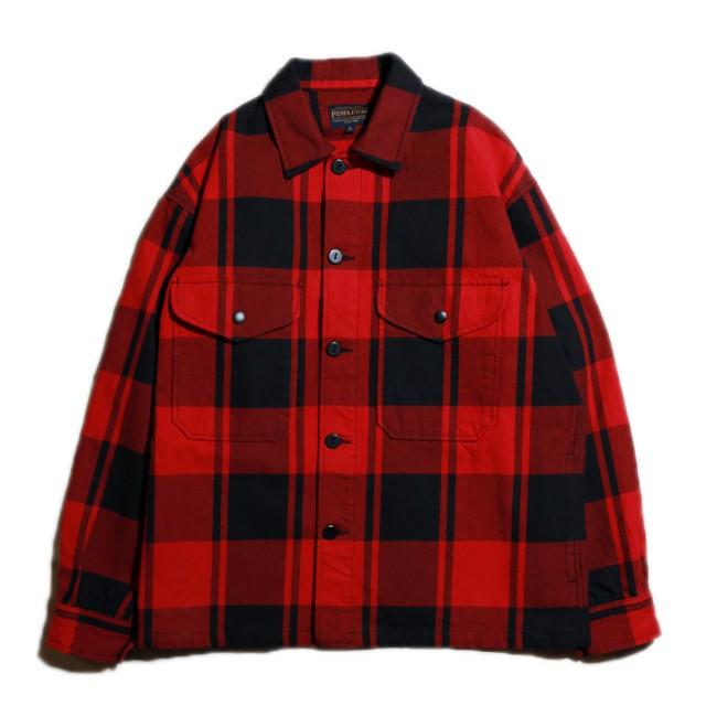 PENDLETON/ペンドルトン CPO Shirt Jacket [MN-0175-9003]