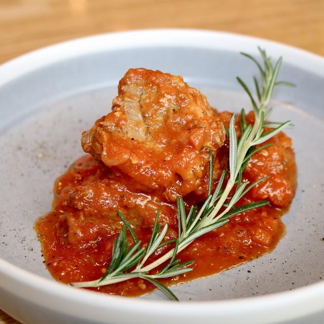 【単品】アイスランドラムのトマト煮込み 150g