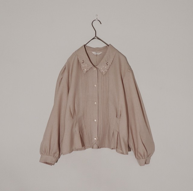 dall pink blouse
