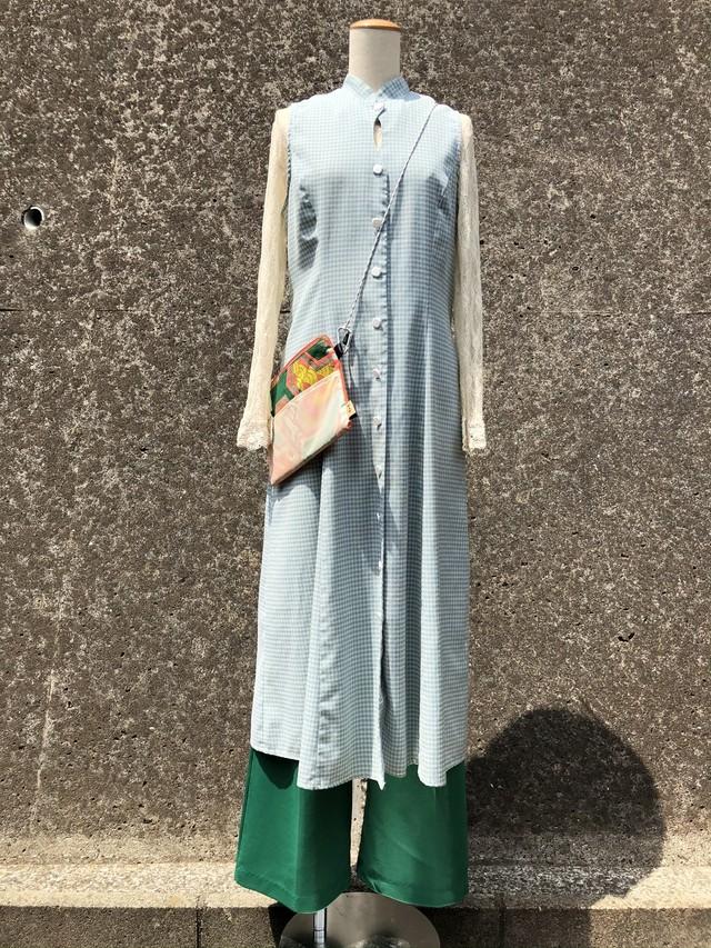 patchwork cardigan
