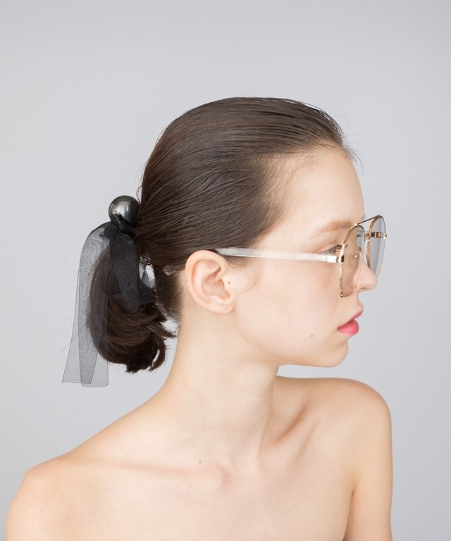 Joe18AW-12 swing hair accessory -pearl