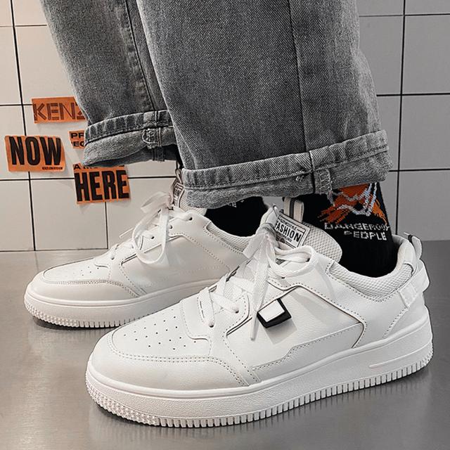 Low cut flat sneaker LD0722