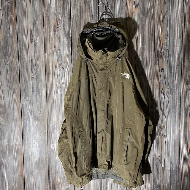 [THE NORTH FACE]khaki mountain jacket