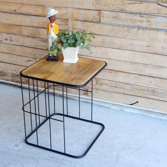 アデル サイドテーブル Mサイズ