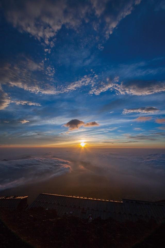 無料 富士山写真004[壁紙 フリー 素材]
