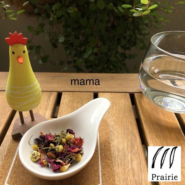 mama - ママ - / ブレンドハーブティー ギフト / リーフ小20g