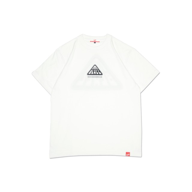 BL LAB 20 Improvement TEE [WHITE/BLACK]