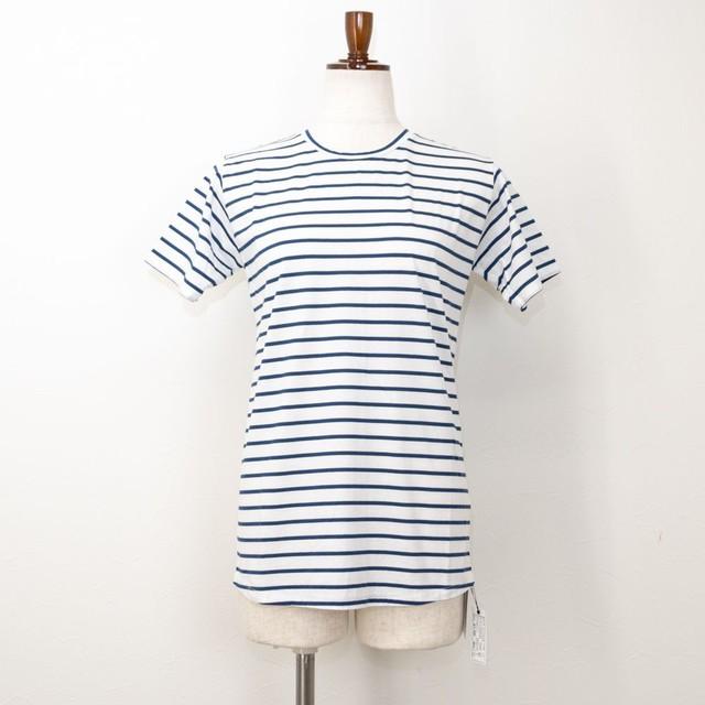 【MICA&DEAL/マイカアンドディール】スイスコットンTシャツ(マルチ)
