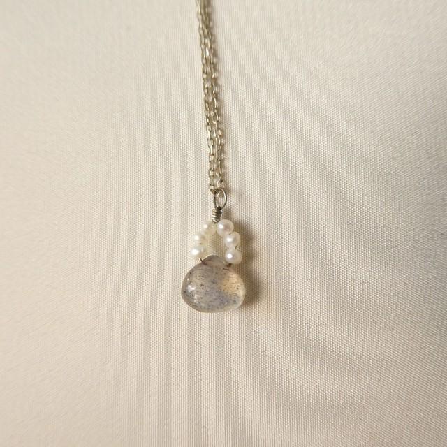 Silver necklaces  2  3