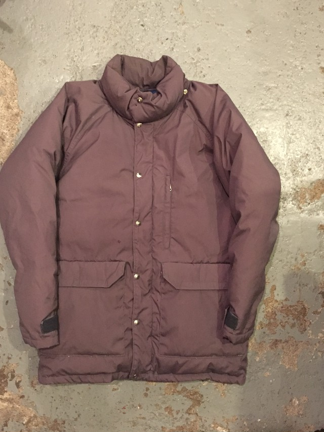 "1980s THE NORTH FACE  DOWN JACKET ""SEROW"""