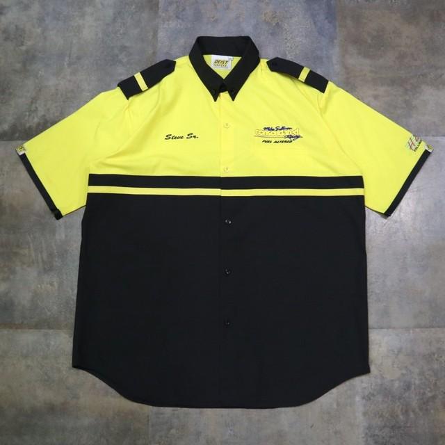 two-tone Racing shirt