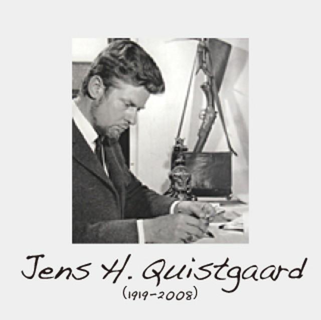Jens H. Quistgaard イエンス クイストゴー Inger インゲル バターナイフ 北欧ヴィンテージ