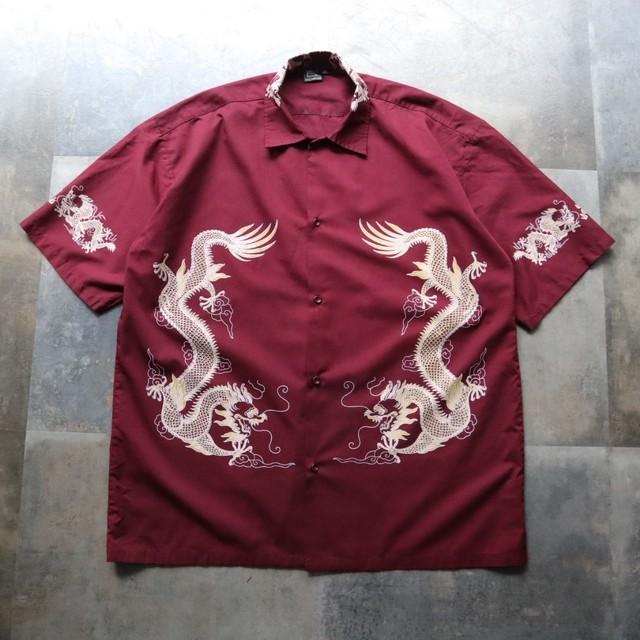 Dragon China design shirt